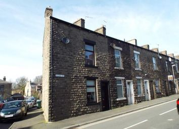 Thumbnail 3 bedroom end terrace house for sale in Rudd Street, Haslingden, Rossendale, Lancashire