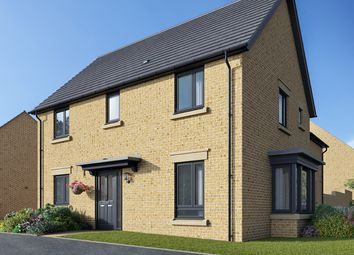 "Thumbnail 4 bed detached house for sale in ""The Clarence"" at Field Road, Ramsey, Huntingdon"