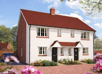 "3 bed semi-detached house for sale in ""The Acer"" at Maddoxford Lane, Botley, Southampton SO32"