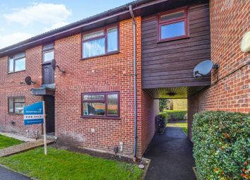 Thumbnail 2 bed terraced house for sale in Wellesley Close, Ash Vale, Aldershot, Hampshire