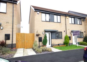 Thumbnail 2 bed semi-detached house for sale in Granby Road, Edlington, Doncaster