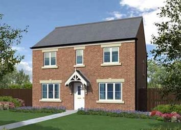 "Thumbnail 4 bed detached house for sale in ""The Chedworth"" at Rothbury Drive, Ashington"
