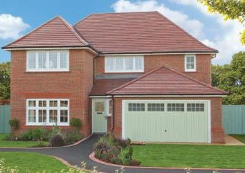 Thumbnail 4 bedroom detached house for sale in The Uplands, Wolverhampton Road, Shifnal, Shropshire