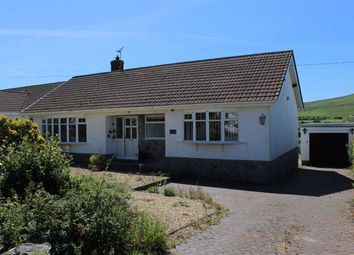 Thumbnail 3 bed detached bungalow for sale in Llangennith, Swansea