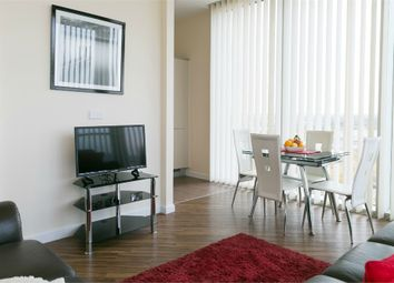Thumbnail 2 bed flat to rent in Chelsea House, The Hub, Milton Keynes, Buckinghamshire