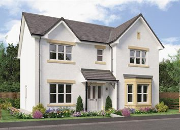 "Thumbnail 4 bed detached house for sale in ""Kennaway"" at Springhill Road, Barrhead, Glasgow"
