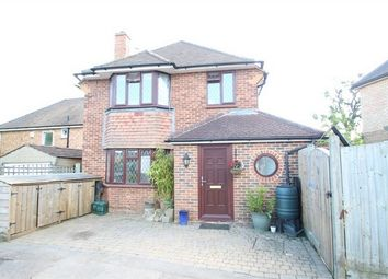 Thumbnail 3 bed detached house for sale in Waltham Avenue, Guildford, Surrey