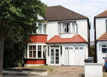 Thumbnail 4 bed semi-detached house for sale in Alexandra Park Road, Alexandra Park, London