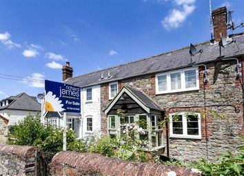 Thumbnail 2 bed cottage for sale in High Street, Wanborough, Swindon