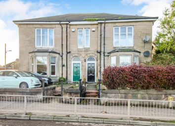Thumbnail 2 bed flat for sale in Calder Road, Mossend, Bellshill