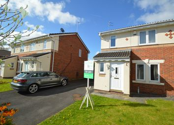 Thumbnail 3 bed semi-detached house for sale in Rivermead Way, Whitefield, Manchester