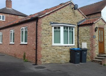 Thumbnail 1 bed bungalow to rent in Sussex Street, Bedale, North Yorkshire
