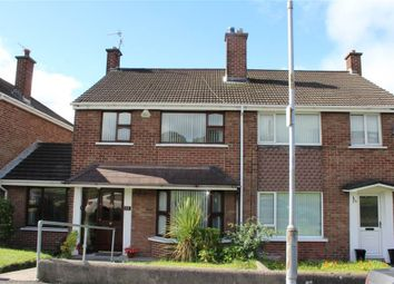 Thumbnail 4 bed terraced house for sale in Mountain View Drive, Newry