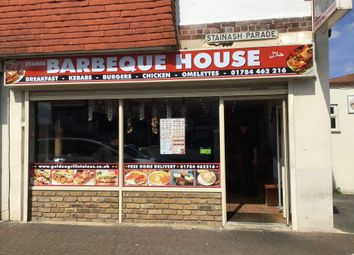 Thumbnail Restaurant/cafe for sale in Stainash Parade, Kingston Road, Staines