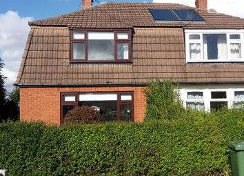 Thumbnail 2 bed semi-detached house to rent in Guernsey Close, Appleton, Warrington