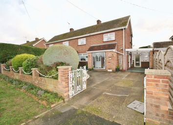 Thumbnail 2 bed property for sale in Johnson Road, St. Osyth, Clacton-On-Sea