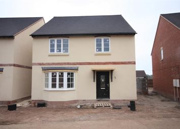 Thumbnail 4 bedroom detached house for sale in Manor Road, Donington Le Heath, Coalville