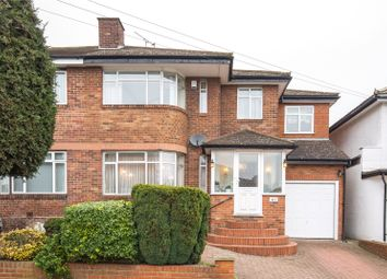 Thumbnail 4 bed semi-detached house to rent in St. James Avenue, London