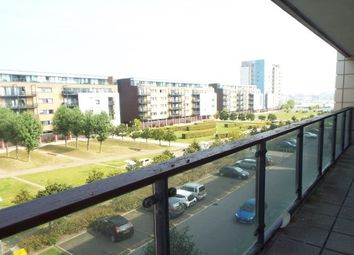 Thumbnail 2 bed flat to rent in Breakwater House, Cardiff