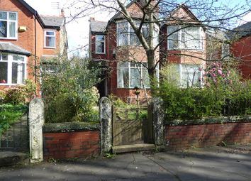 Thumbnail 4 bed semi-detached house for sale in Rufford Road, Whalley Range, Manchester.