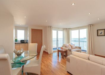Thumbnail 2 bed flat to rent in Heron Place, Granton Harbour