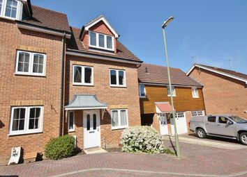 Thumbnail 4 bed town house for sale in Jerome Street, Whiteley, Fareham