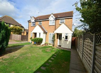 Thumbnail 3 bed semi-detached house for sale in The Pastures, Stevenage