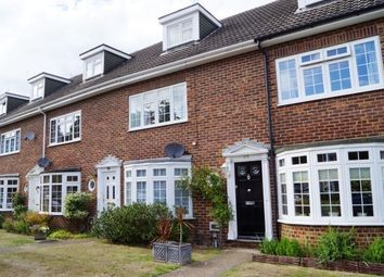 Thumbnail 3 bedroom terraced house to rent in Gainsborough Court, Walton-On-Thames
