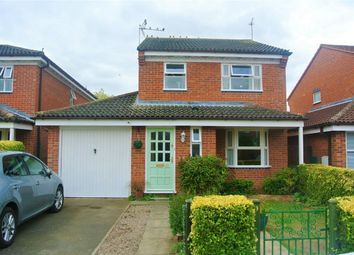 Thumbnail 3 bed detached house for sale in Piccadilly Way, Morton, Bourne, Lincolnshire