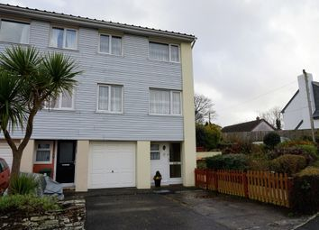 Thumbnail 3 bed end terrace house for sale in Wreford Close, St. Columb