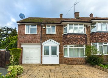 4 bed semi-detached house for sale in Wilton Road, Cockfosters, Herts EN4