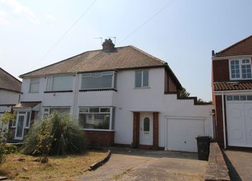 Thumbnail 3 bedroom semi-detached house to rent in Hornby Road, Goldthorn Park, Wolverhampton