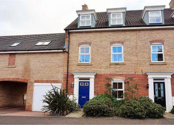 Thumbnail 4 bed semi-detached house for sale in Longacres, Brackla, Bridgend