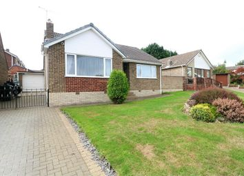 Thumbnail 2 bed detached bungalow for sale in Oulton Rise, Mexborough, South Yorkshire