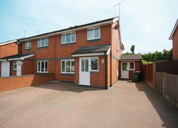 Thumbnail 4 bed semi-detached house for sale in Bromwich Road, Worcester