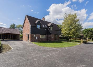 Thumbnail 5 bedroom detached house for sale in Eltisley Road, Great Gransden, Sandy