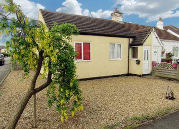 Thumbnail 3 bed semi-detached bungalow for sale in Dobney Avenue, Queniborough, Leicester