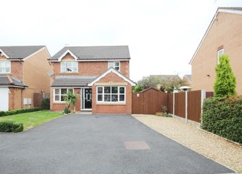 Thumbnail 3 bed detached house for sale in Bransdale Drive, Ashton-In-Makerfield, Wigan