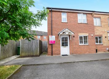 Thumbnail 2 bed end terrace house for sale in Rider Gardens, Fishtoft, Boston
