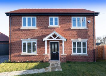 Thumbnail 4 bedroom detached house for sale in Acres Walk, Beck Row, Bury St. Edmunds