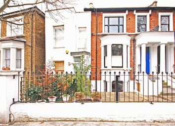 Thumbnail 2 bed flat for sale in Cathnor Road, London