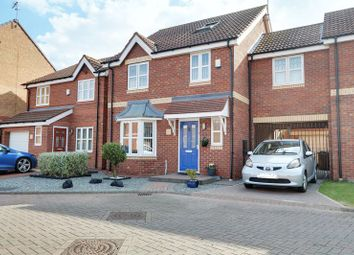 Thumbnail 4 bedroom link-detached house for sale in Easter Wood Close, Bransholme, Hull
