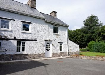 Thumbnail 3 bed semi-detached house for sale in Llandefalle, Brecon