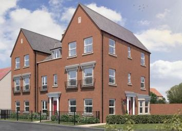 Thumbnail 3 bed town house for sale in Kempton Close, Bicester, Oxfordshire