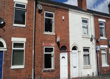 Thumbnail 2 bed terraced house for sale in Hines Street, Heron Cross, Stoke-On-Trent
