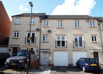 Thumbnail 3 bed terraced house for sale in Dixon Close, Enfield, Redditch, Worcestershire