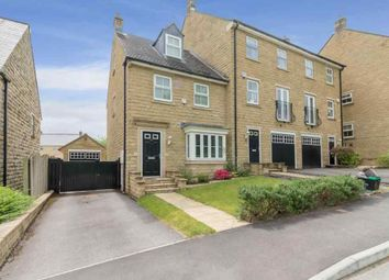Thumbnail 3 bed end terrace house for sale in Maltings Road, Ovenden Wood, Halifax