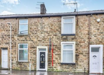 Thumbnail 2 bedroom terraced house for sale in Plumbe Street, Burnley, Lancashire