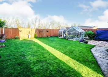 Thumbnail 3 bed detached house for sale in Queens Road, Somersham, Huntingdon