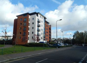 Thumbnail 2 bed flat for sale in Galleon Way, Cardiff